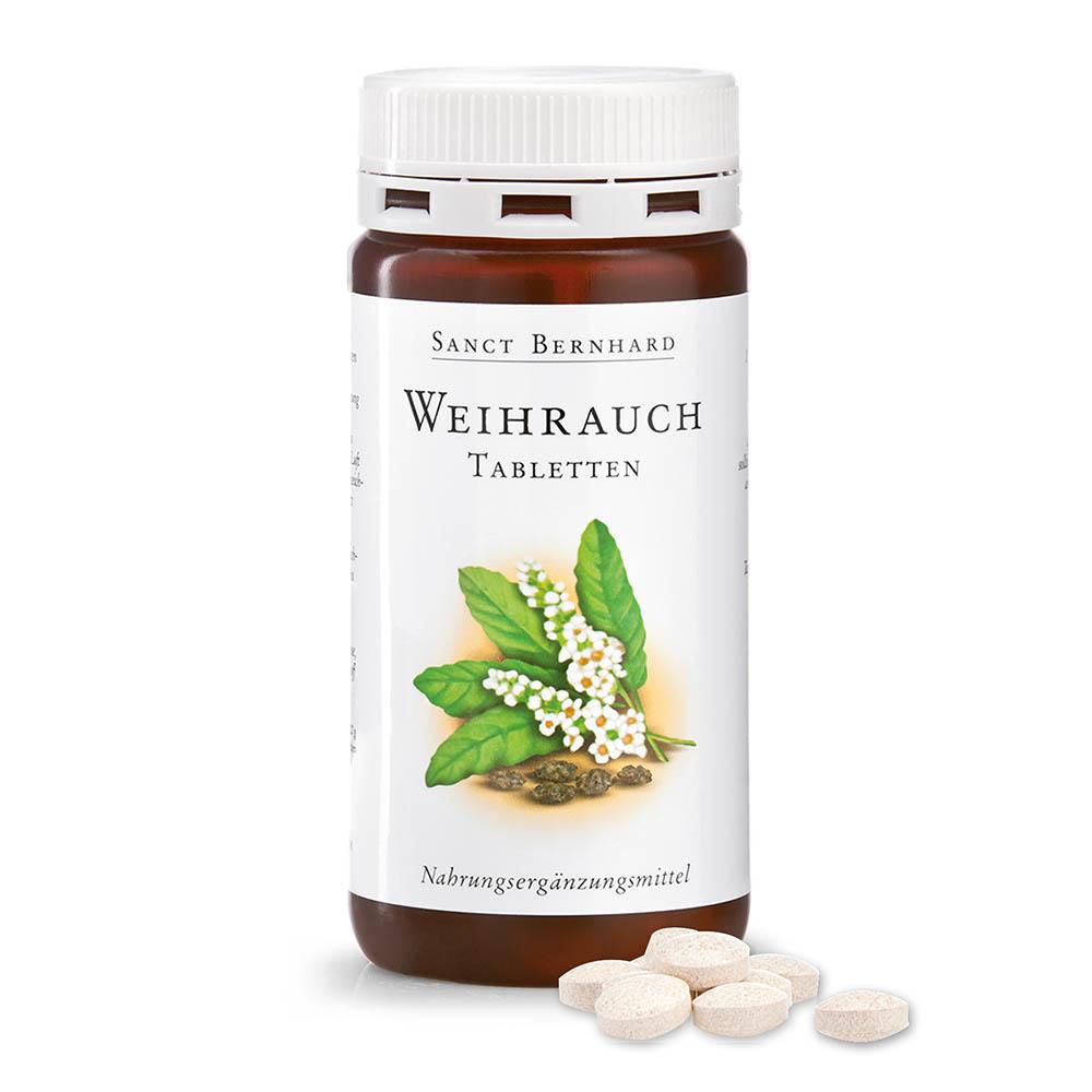 Weihrauch-Tabletten