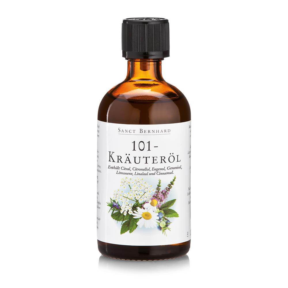 101 Herb Oil