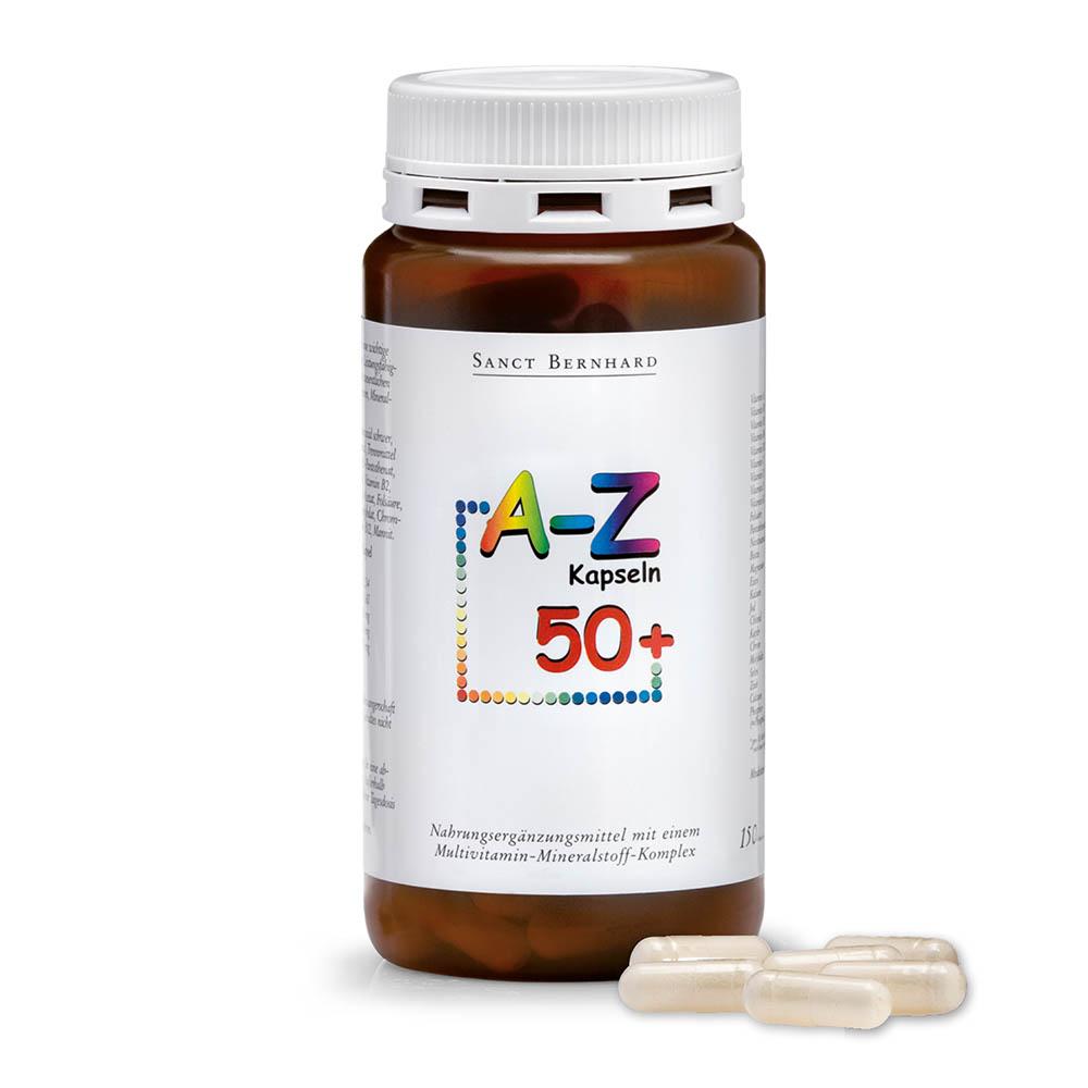 A-Z Capsules 50+