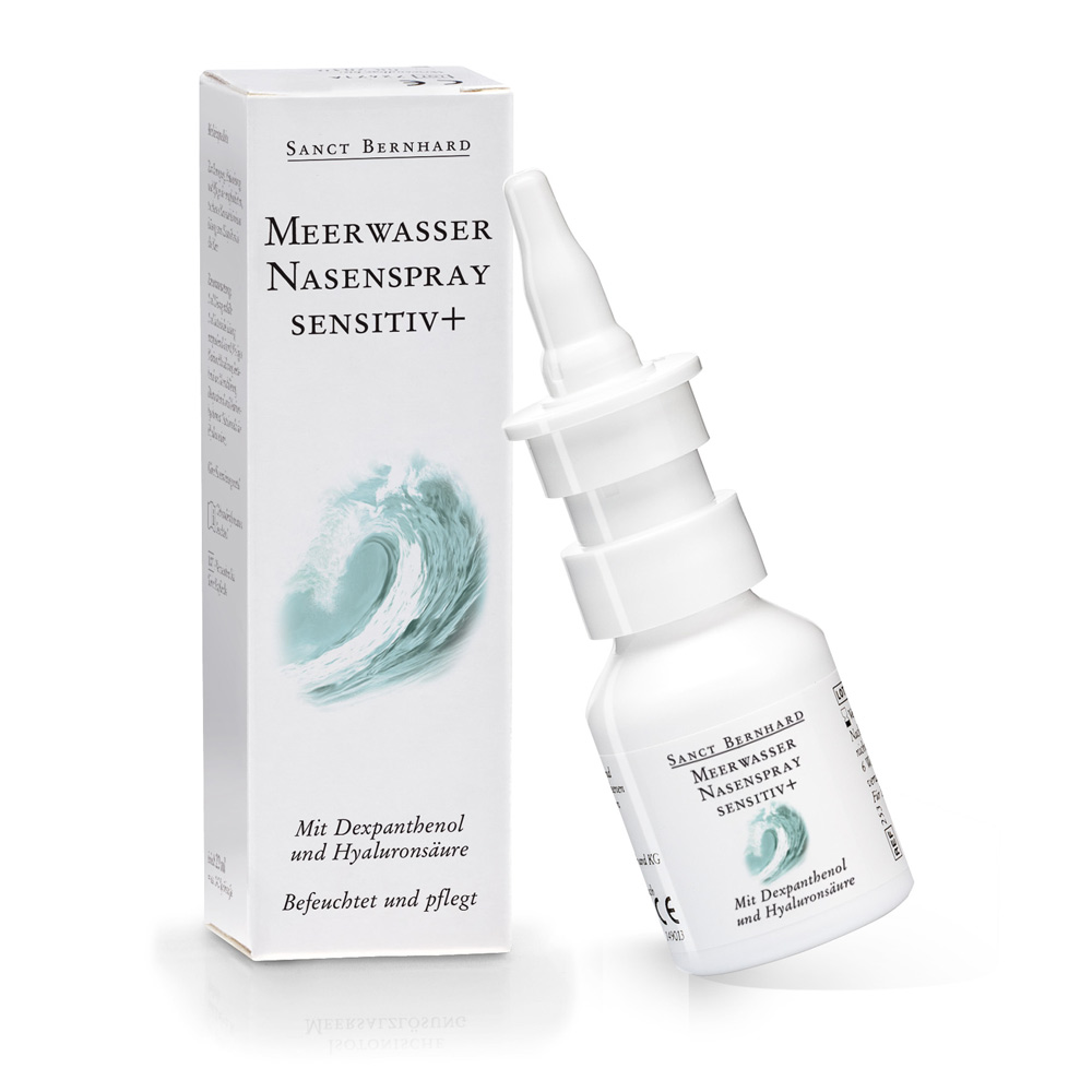 Meersalz Nasen-Spray sensitiv