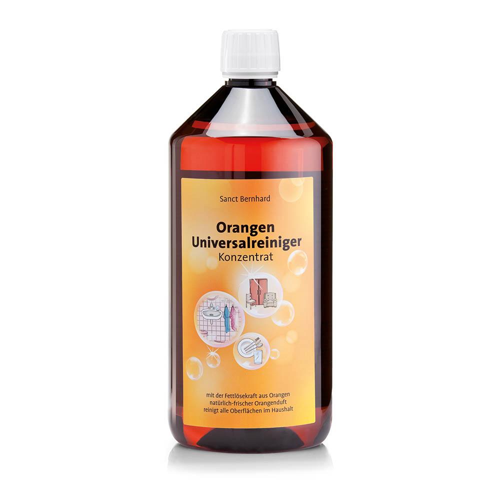 Orangen-Universalreiniger Konzentrat Flasche