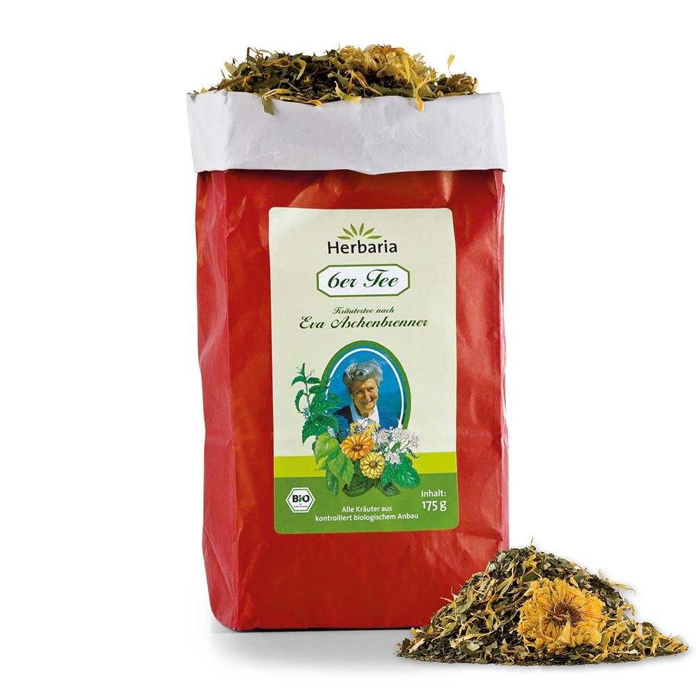 6-Herbs Tea according to Eva Aschenbrenner