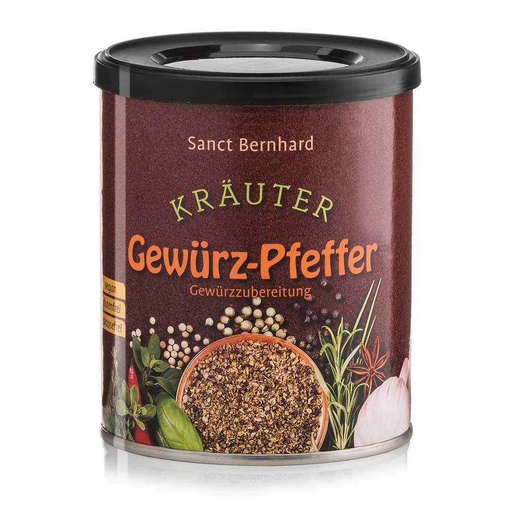 Kräuterhaus Sanct Bernhard Kräuter-Gewürzpfeffer 391