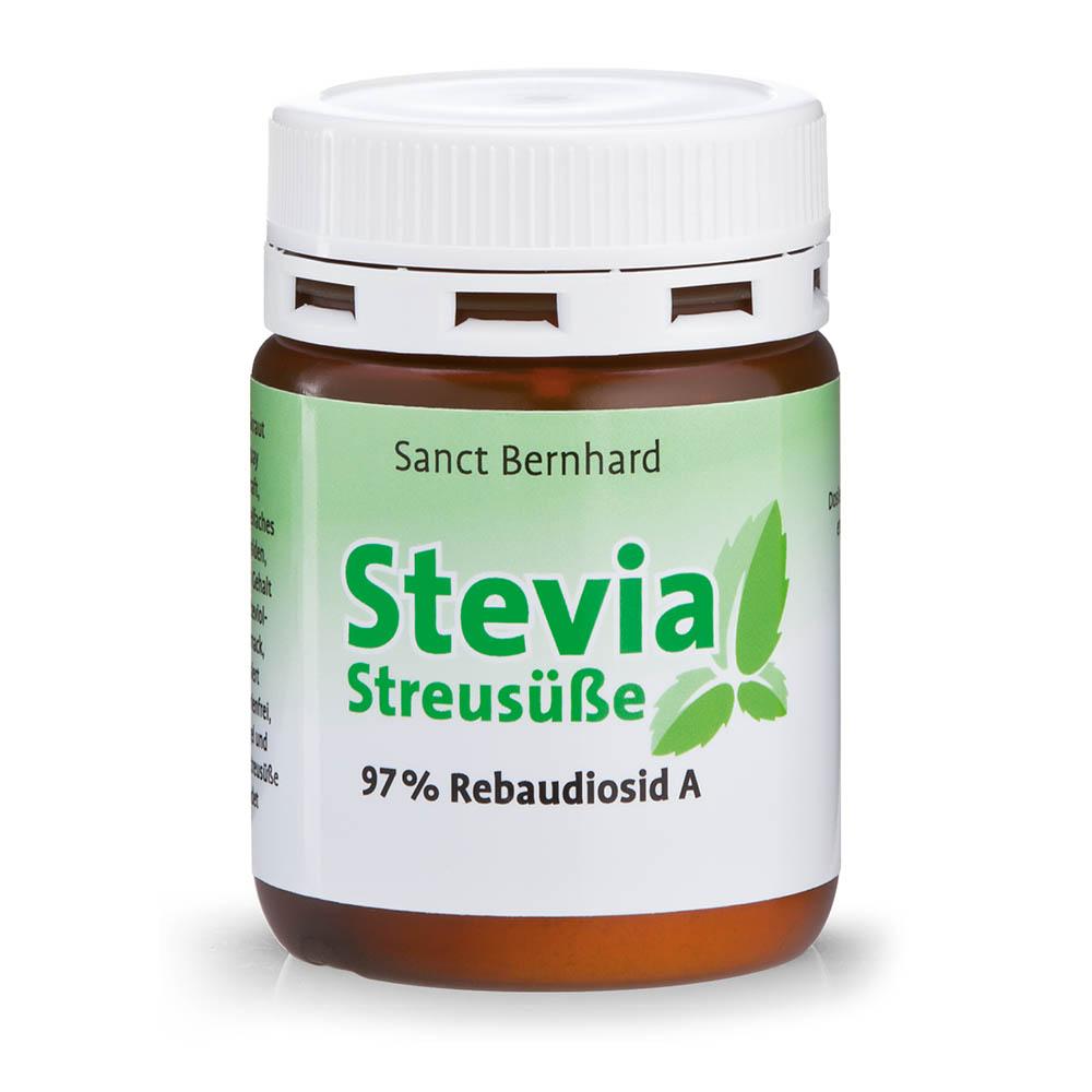 Stevia-Streusüße 97% Rebaudiosid A