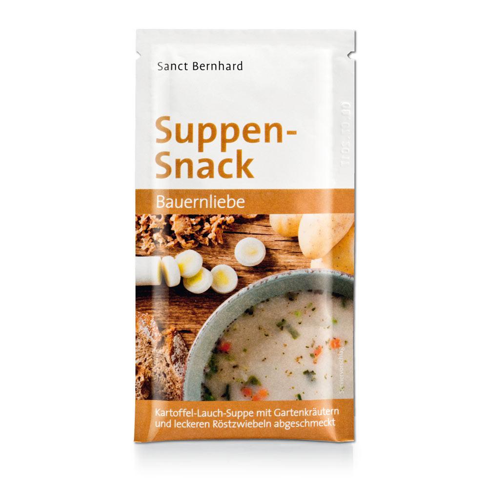 Suppen-Snack Bauernliebe bei Kräuterhaus.de - Sanct Bernhard