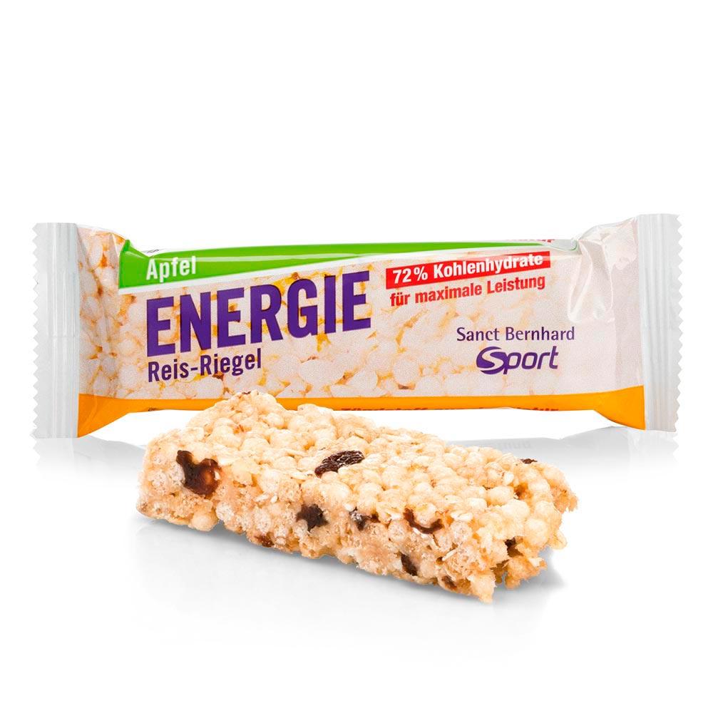 Energie Reis-Riegel Apfel Aktiv3