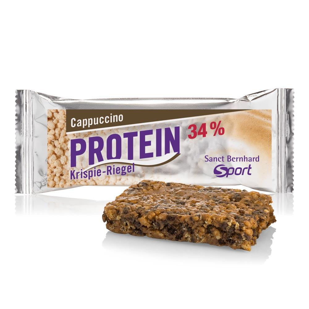 Aktiv3 Protein-Krispie-Riegel Cappuccino