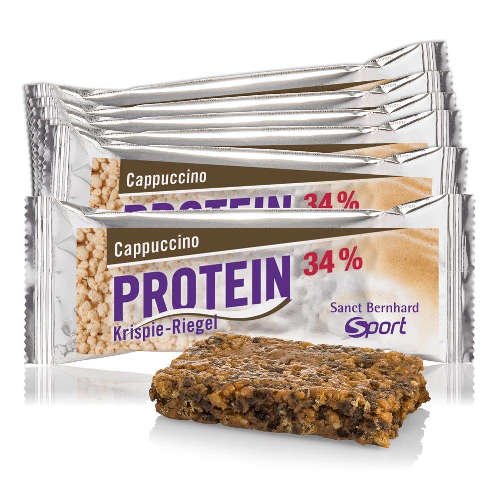 Aktiv3 Protein-Krispie-Riegel Cappuccino 11er-Pack