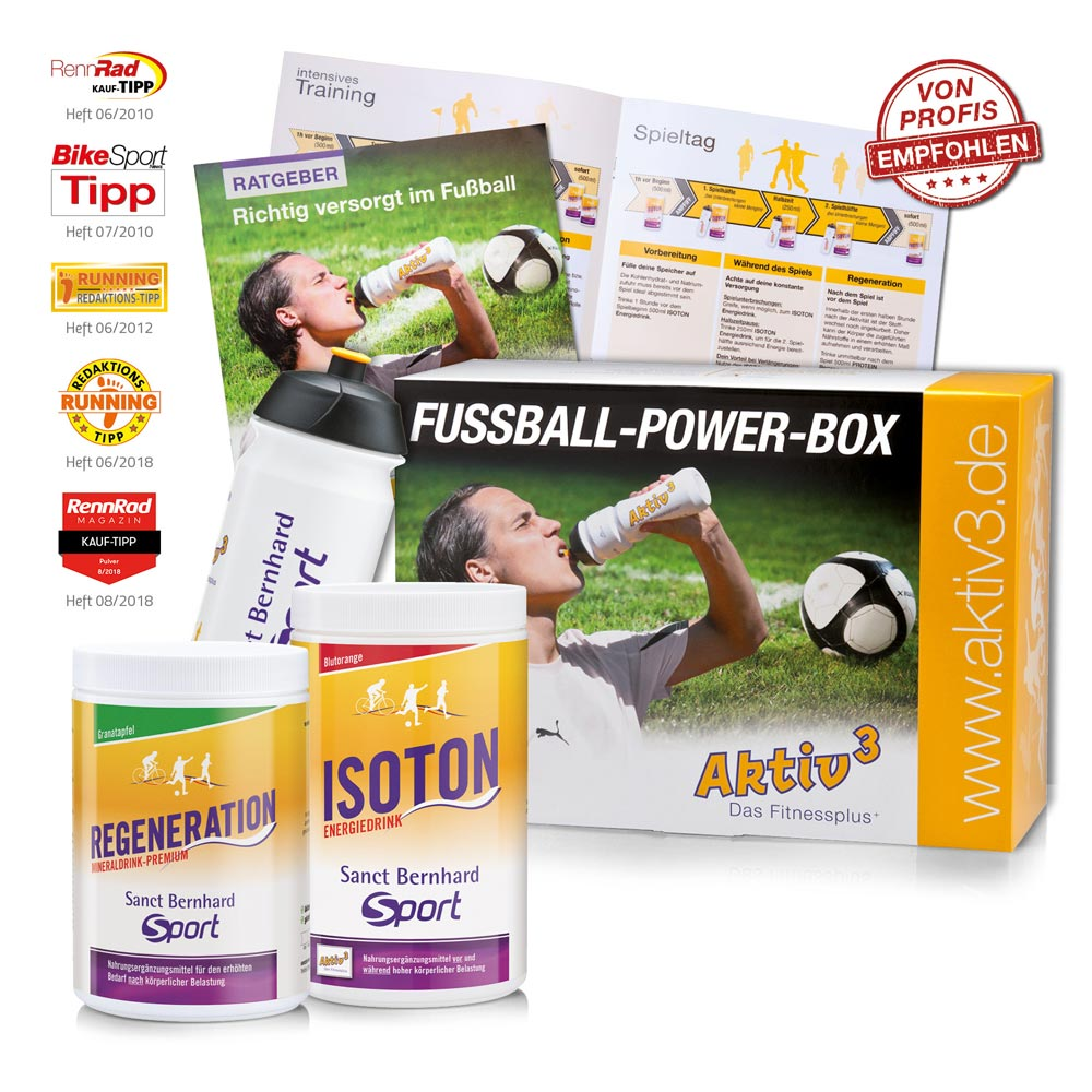 Fußball-Power-Box